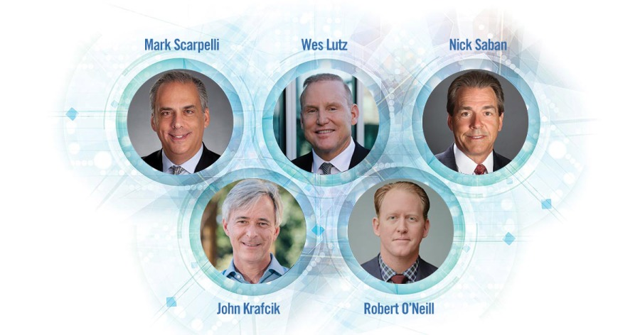 NADA Show 2018 Keynote Speakers