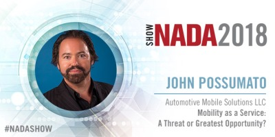 NADA workshop speaker John Possumato