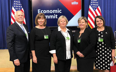 White House Economic Summit