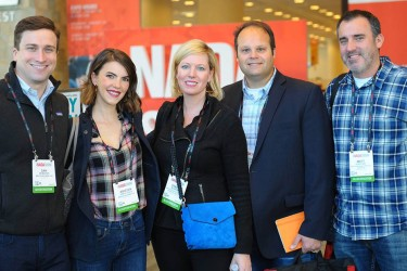 Dealers at NADA Show