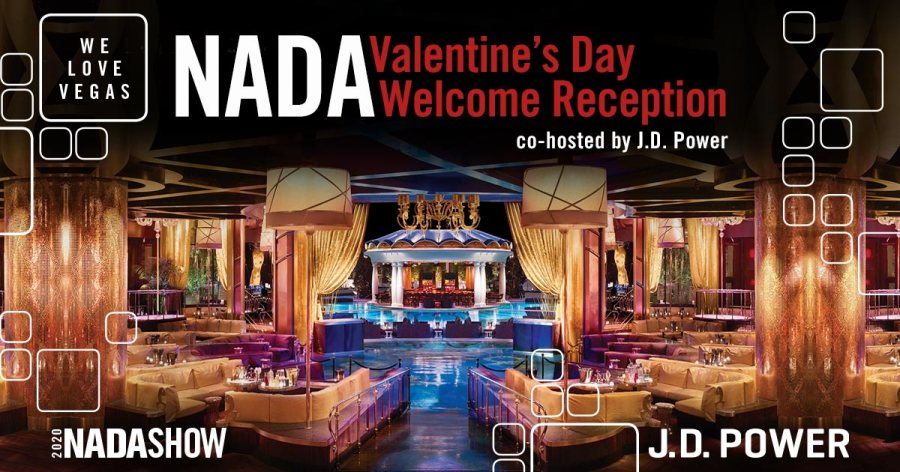 NADA Valentine's Day Welcome Reception