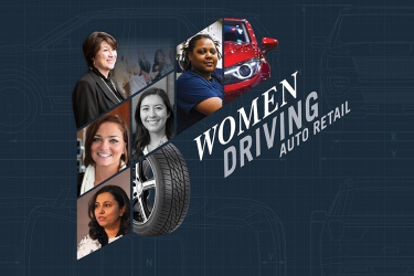 NADA Women Driving Auto Retail Brunch